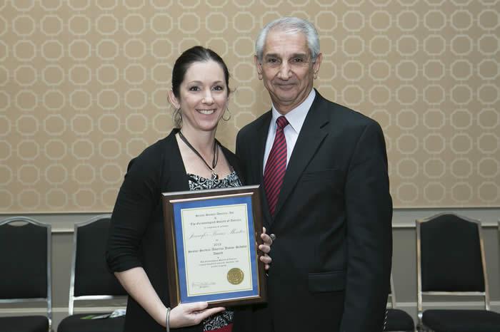 Montez 2013 award