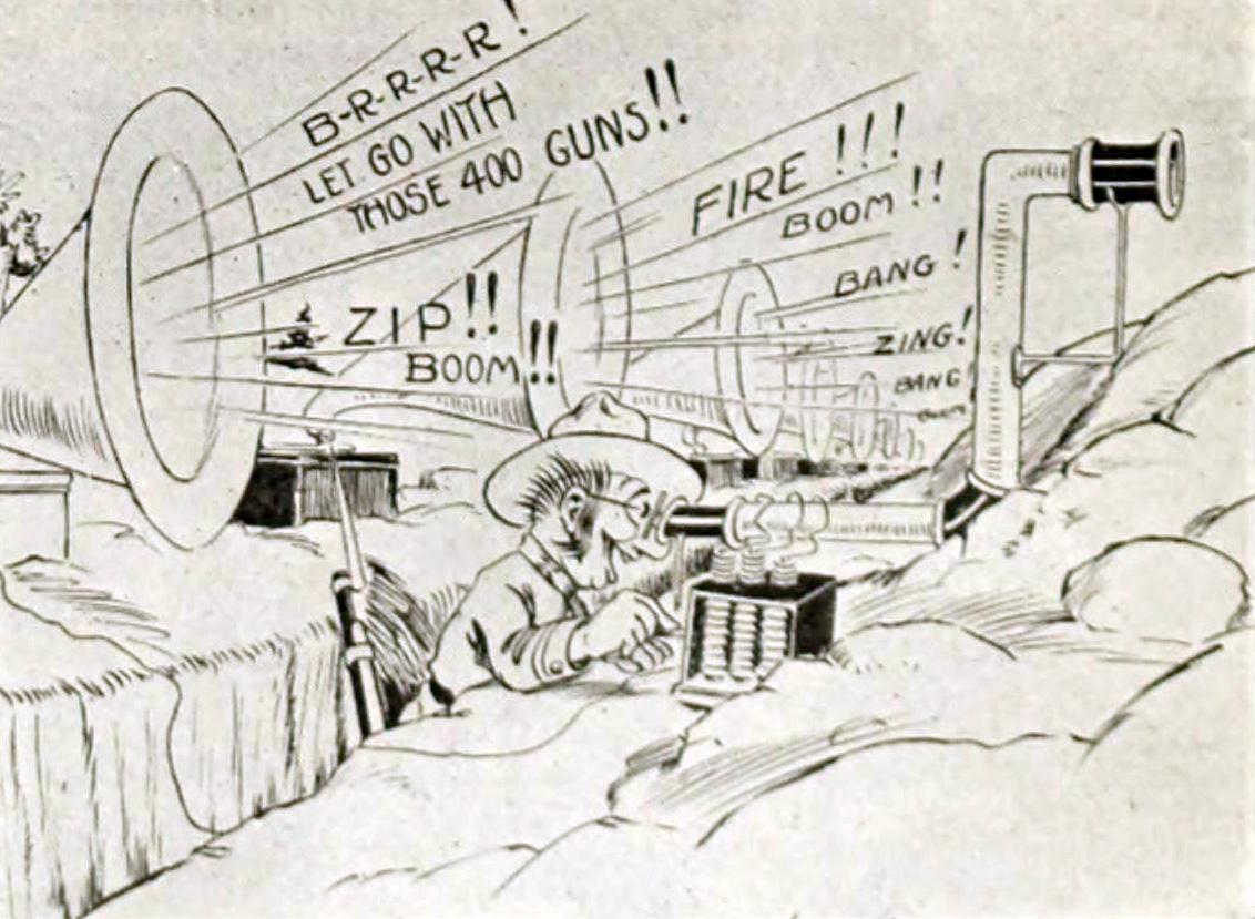 World War I Animation Image