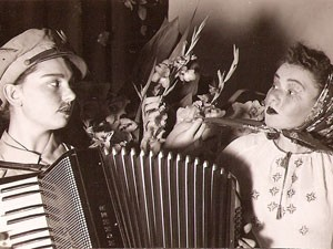 Zhanna Arshanskaya