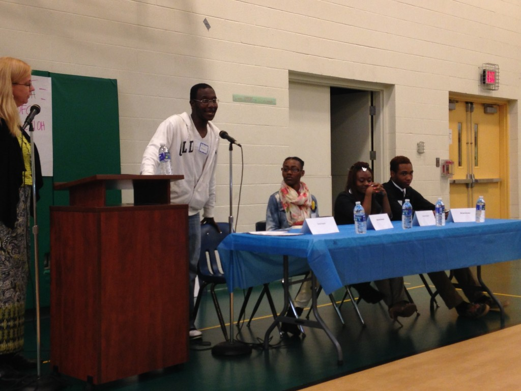 Fostering Connections Youth Panel