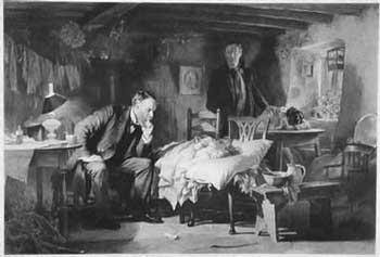 Print of the Doctor