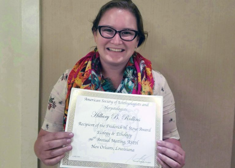 Hilary_With_Certificate