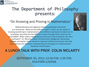 MCLARTY LUNCH TALK930