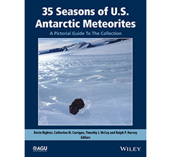 35 Seasons of U.S. Antarctic Meteorites