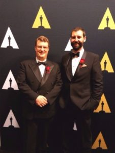 Geoff Wedig and Nicholas Apostoloff
