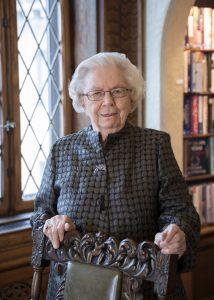 A photograph of Jane W. Kessler