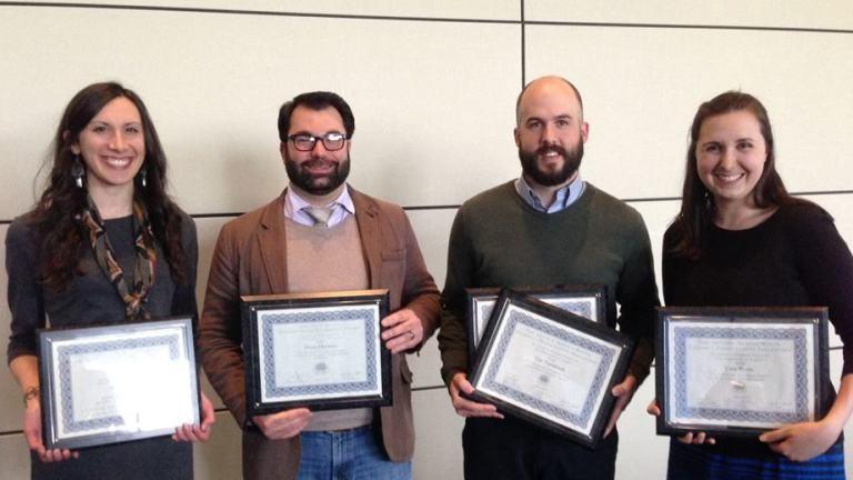 grad students prizes 2015