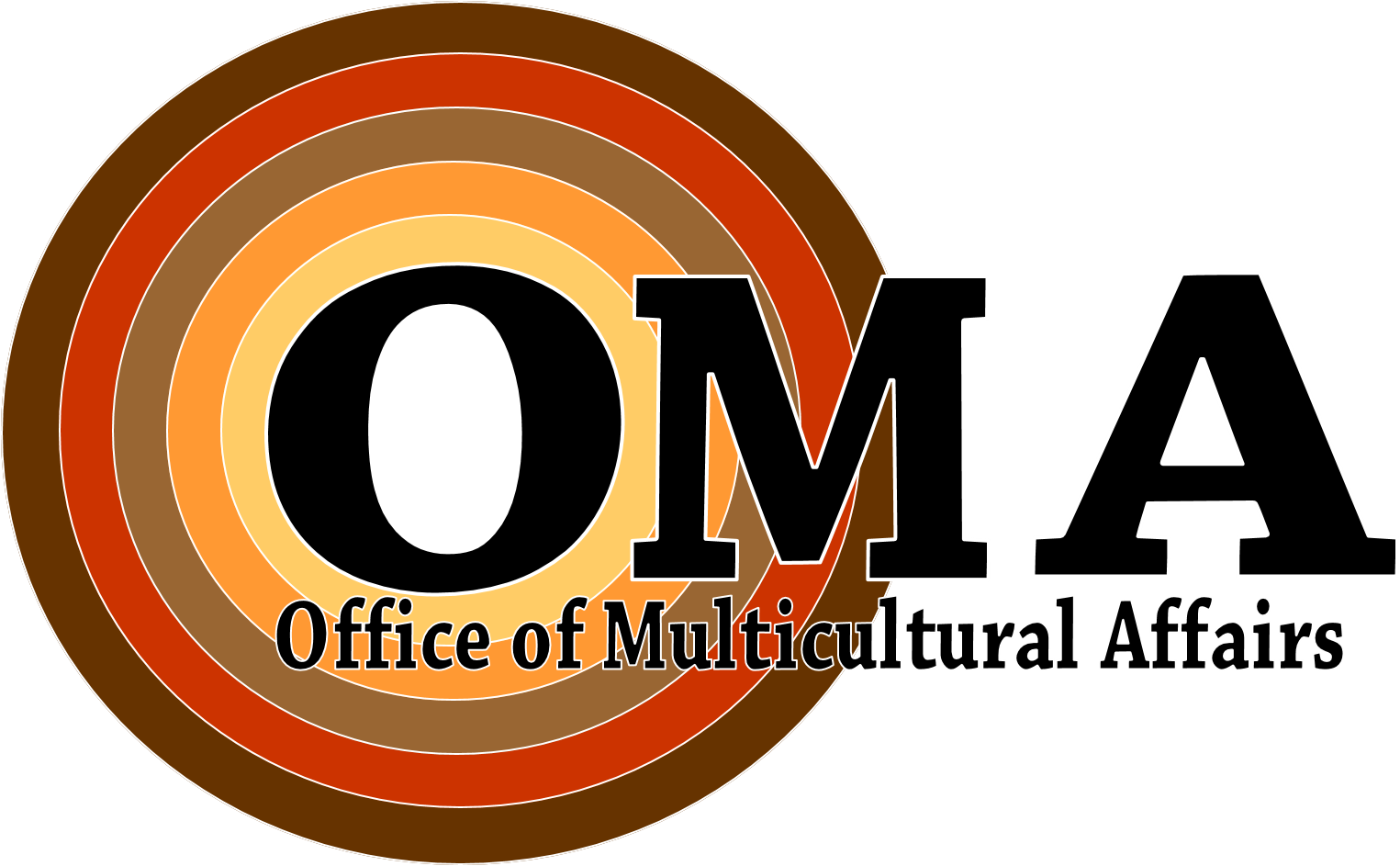 Office of Multicultural Affairs logo - click to go to OMA website