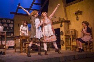 Dancing At Lughnasa by Brian Friel, 2012-2013 Eldred Season