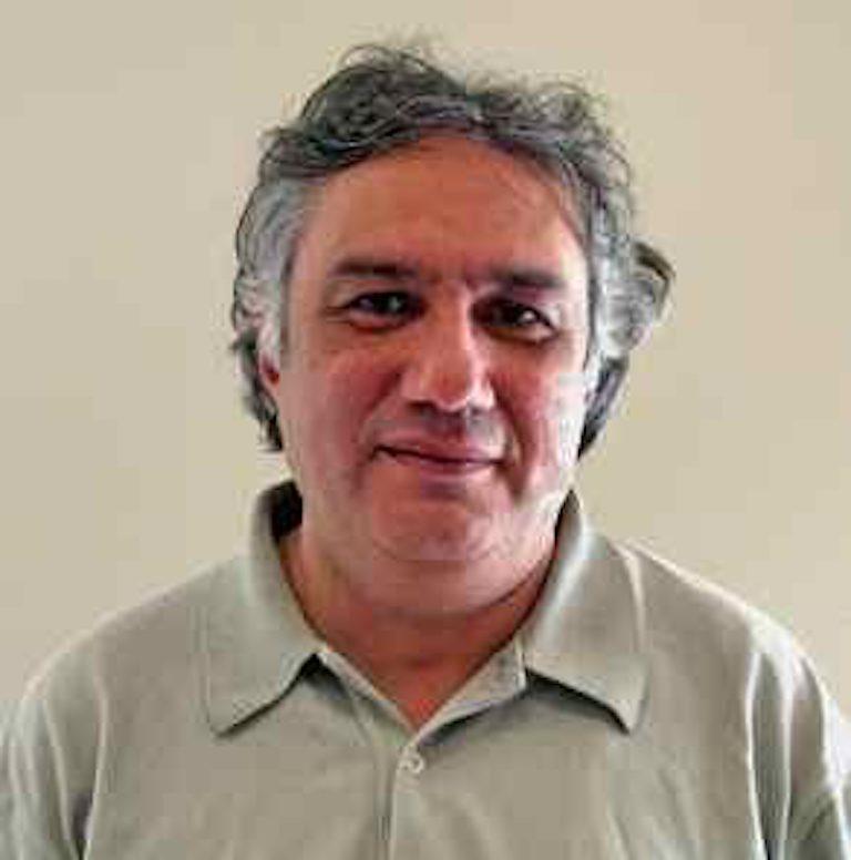 Portrait of Professor Berindeanu