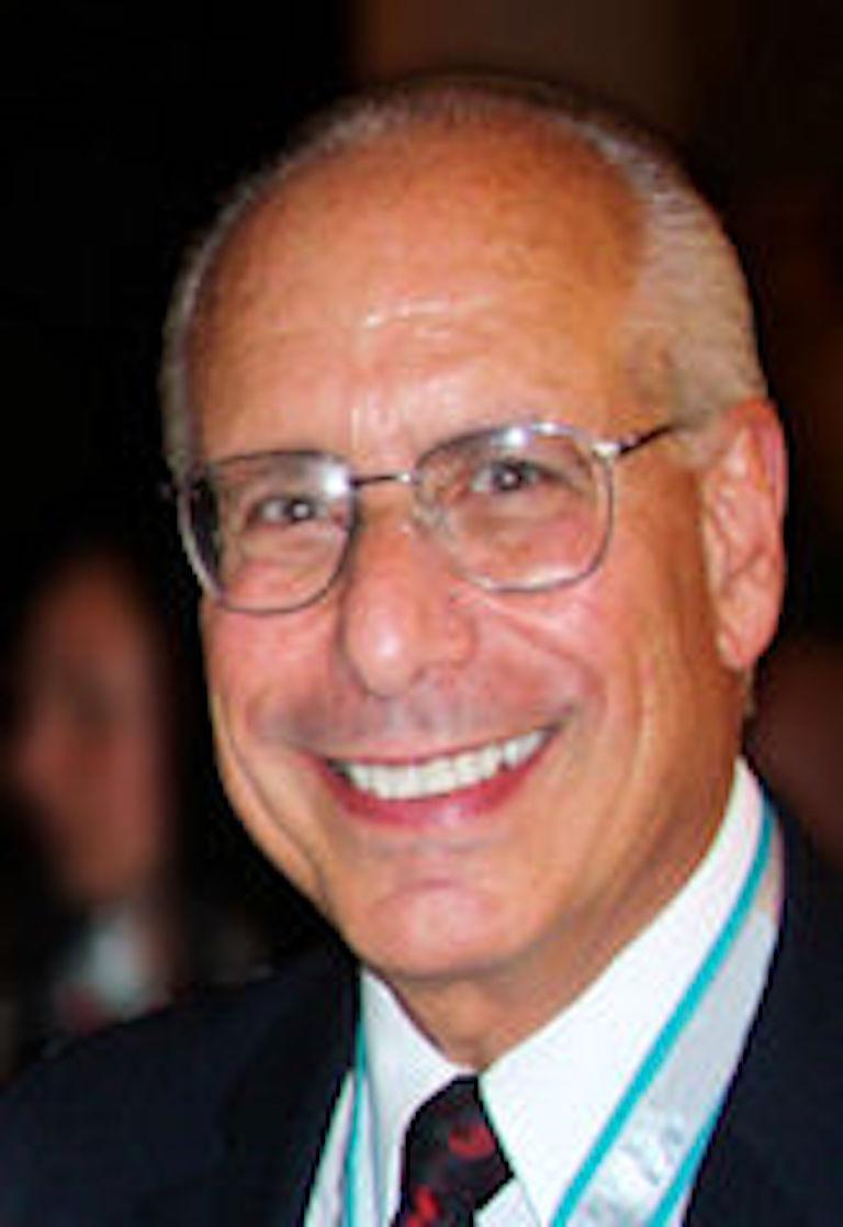 Portrait of Professor Caplan