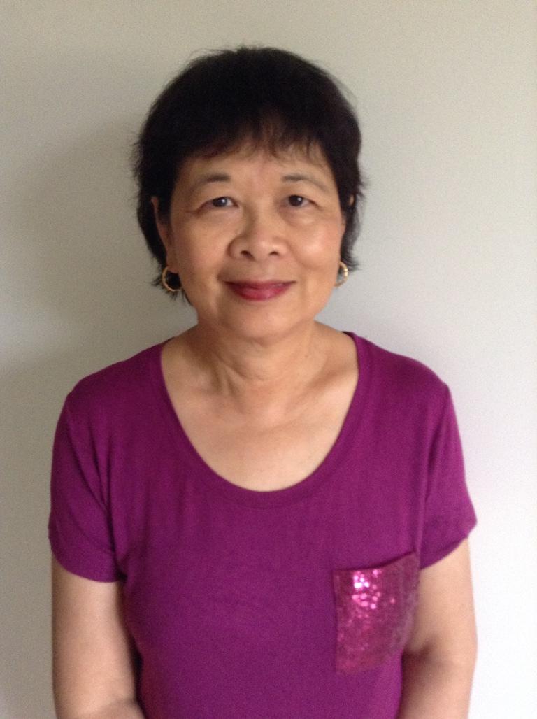 Portrait of Professor Chai