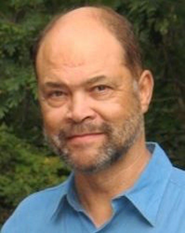 Portrait of Professor Gaines