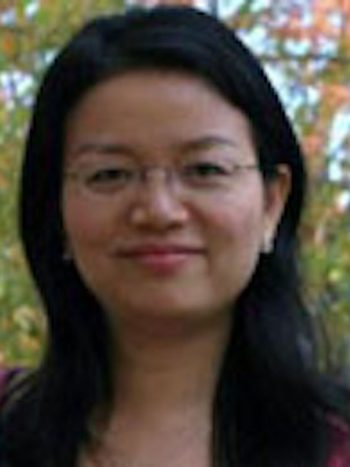 Portrait of Professor Guo