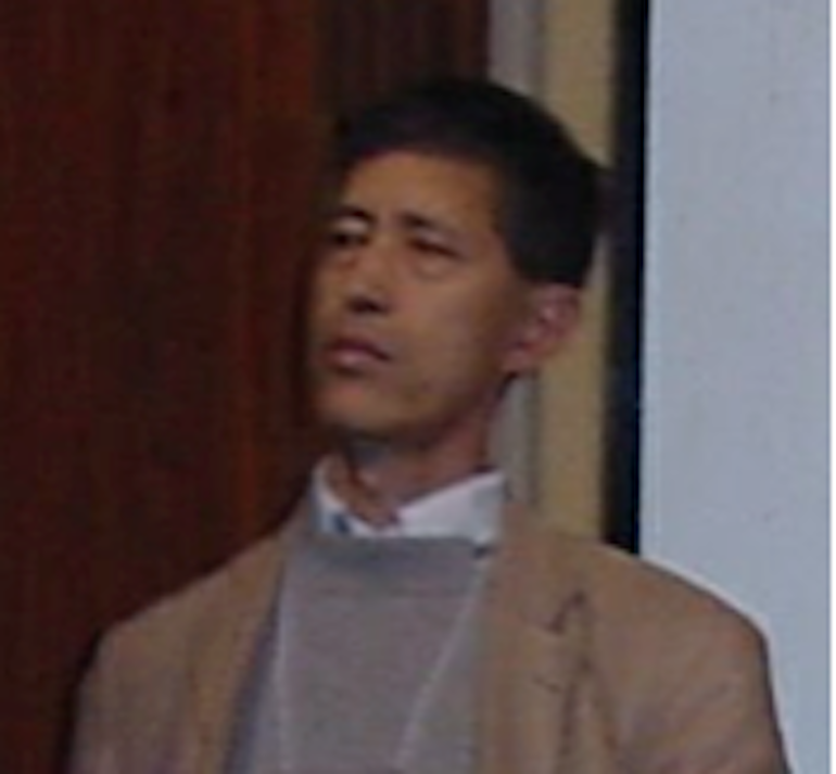 Portrait of Professor Hagiwara