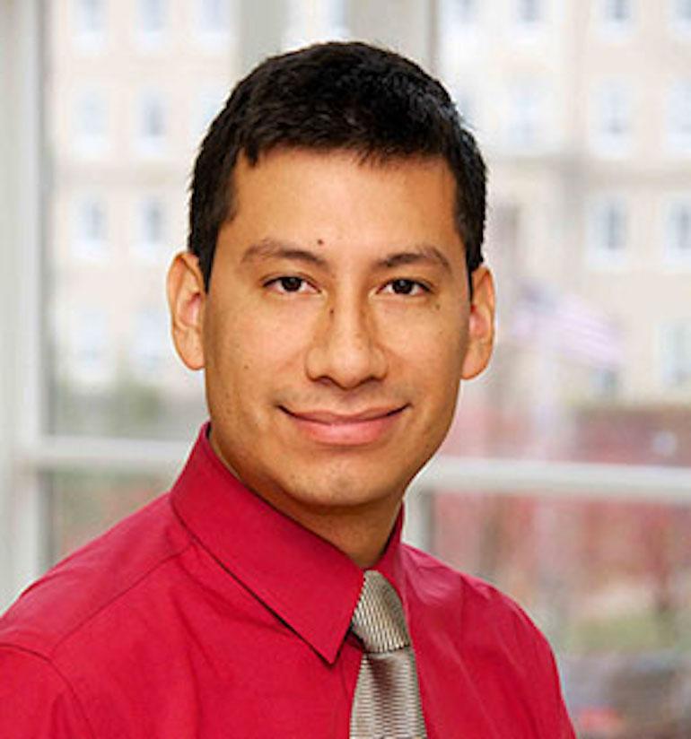 Portrait of Professor Juarez Hernandez