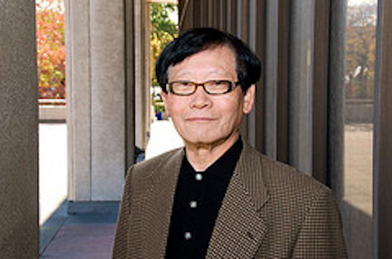 Portrait of Professor Kim