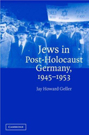Jews in Post-Holocaust Germany