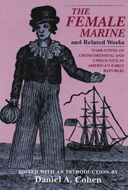Female Marine Book Cover