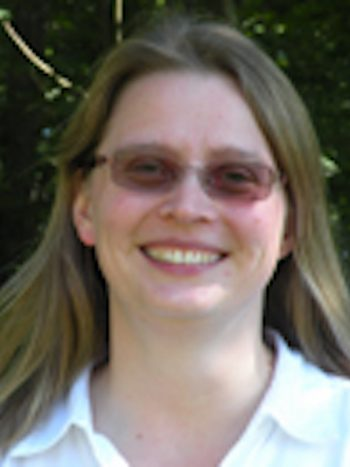 Portrait of Professor Brnjarsdottir