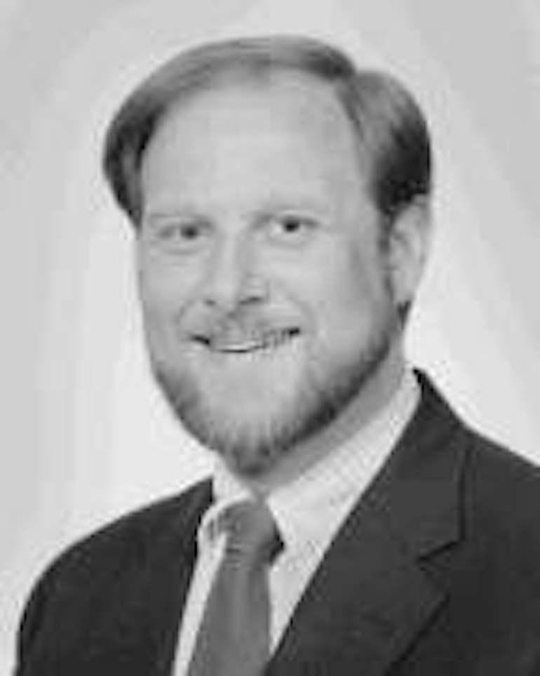 Portrait of Professor Hicks