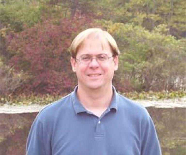 Portrait of Professor Burke