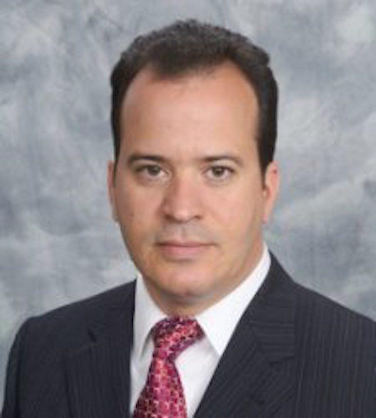 Portrait of Professor Fileviez Perez
