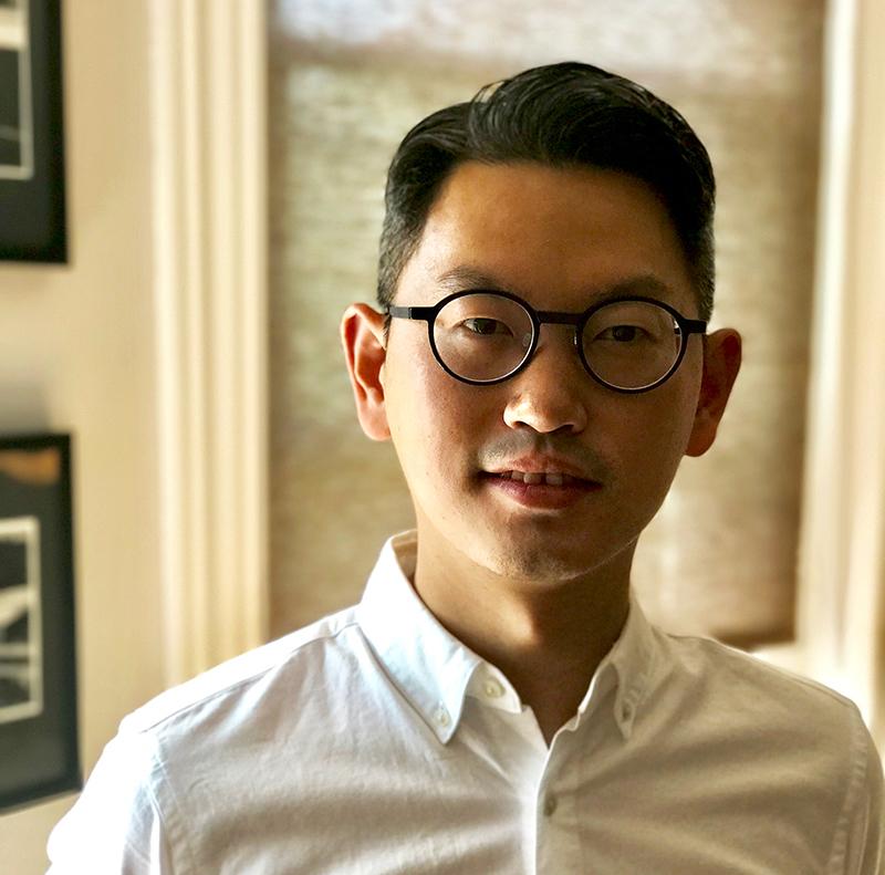 Portrait of Professor Kiang
