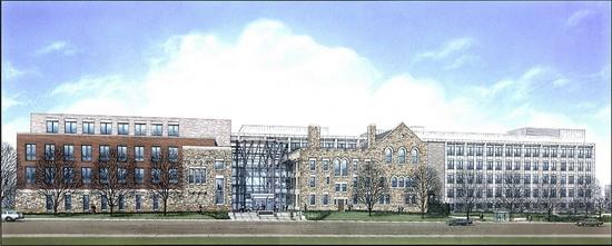 Millis Science Center