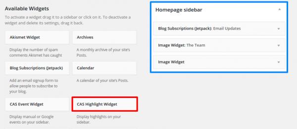 highlightswidgetDrop