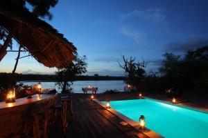 Hippo Point sunset