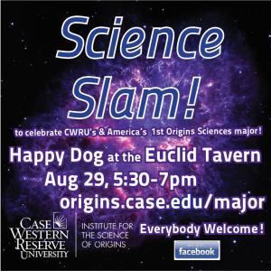 Science Slam 2016 logo