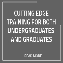 The Anthropology Department offers cutting edge training for both undergraduates and graduates