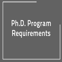 Requirements for a Ph.D. from CWRU Department of Anthropology