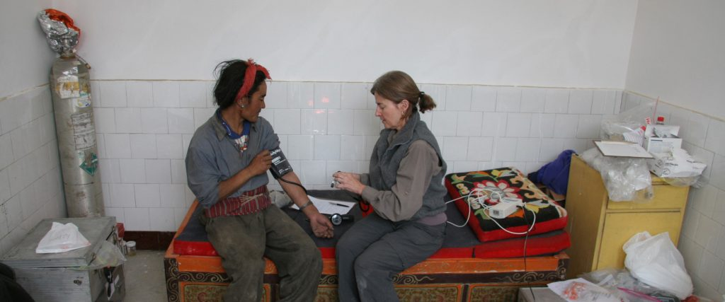 Dr. Beall Tibet Fieldwork
