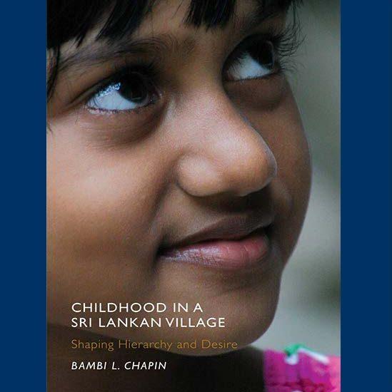 Photo of a Child in a Sri Lankan Village