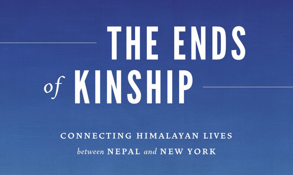 Cropped Cover of The Ends of Kinship