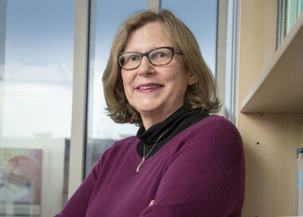 Barbara Lewis, a professor in the Communication Sciences Program, was awarded a five-year, $3.1 million federal grant to identify genetic risk factors for speech sound disorders. Photo by Mike Sands.