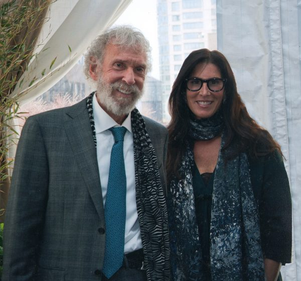 """James """"Great Neck"""" Richman and his wife, Elissa, have established an endowment fund to strengthen popular music studies at Case Western Reserve."""