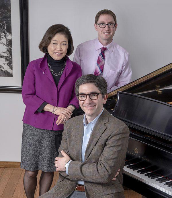 Judy Bundra, Brian Sweigart, and David Rothenberg