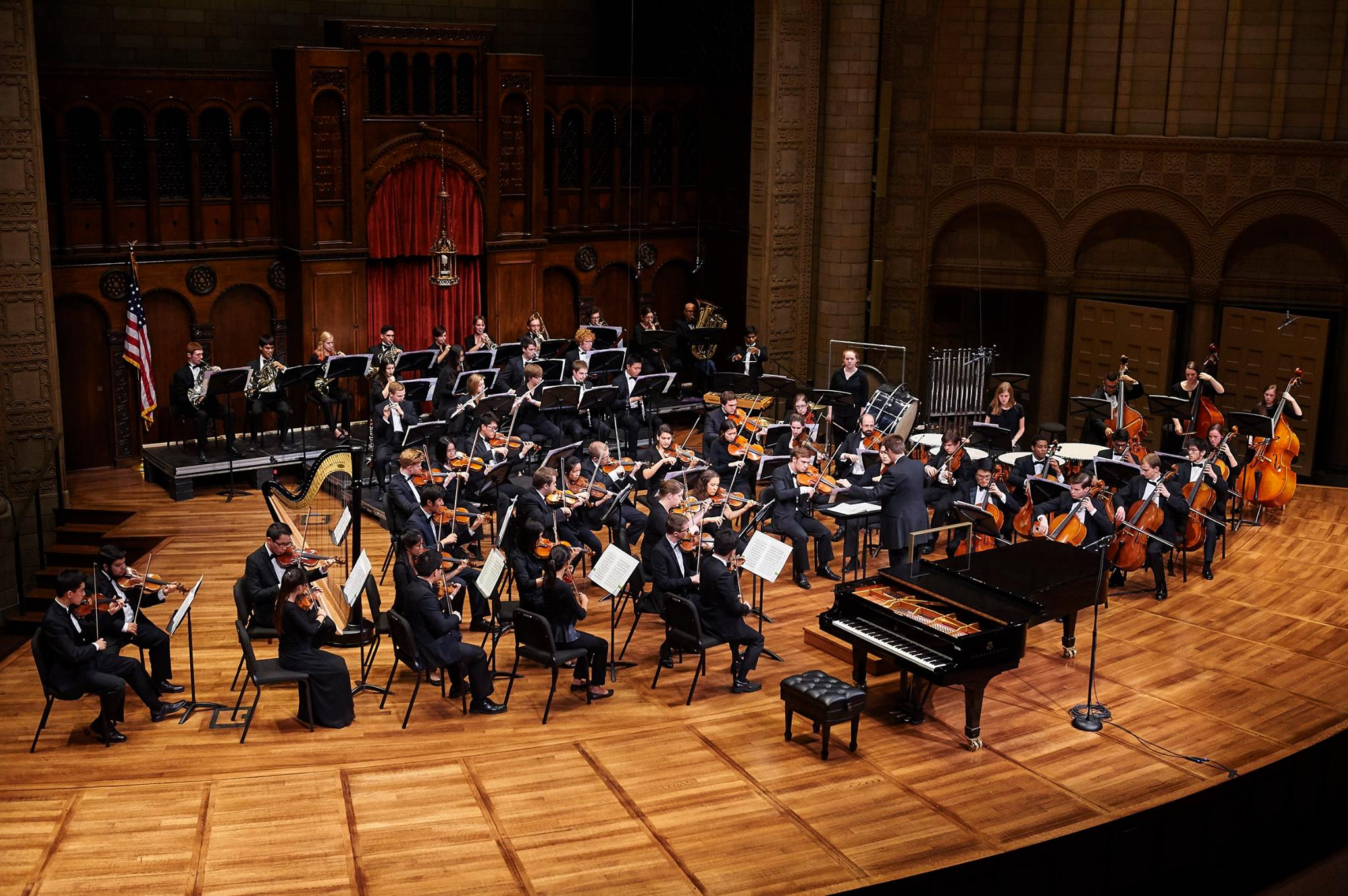 Symphony Orchestra – Department of Music