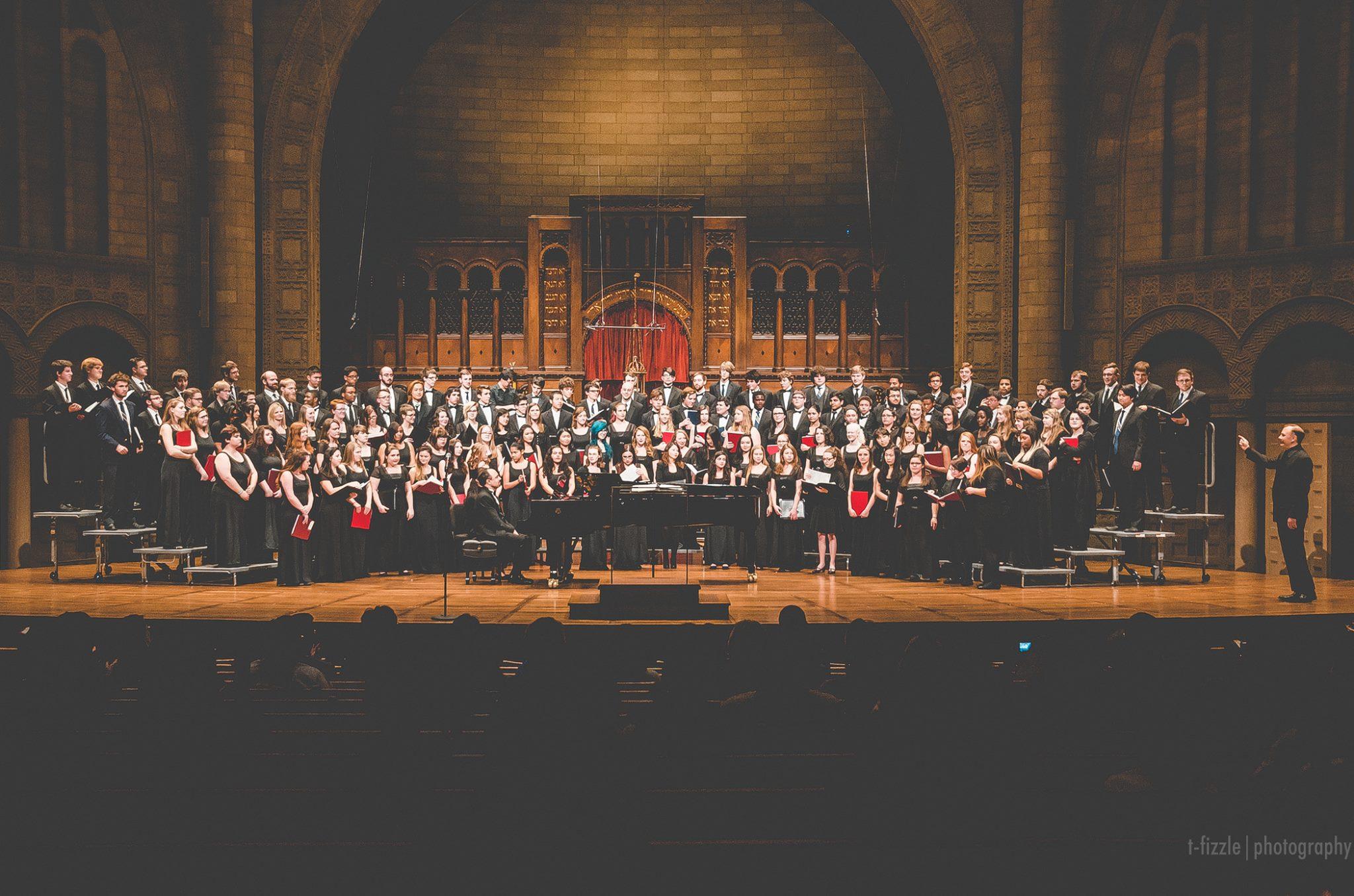 Case Concert Choir – Department of Music