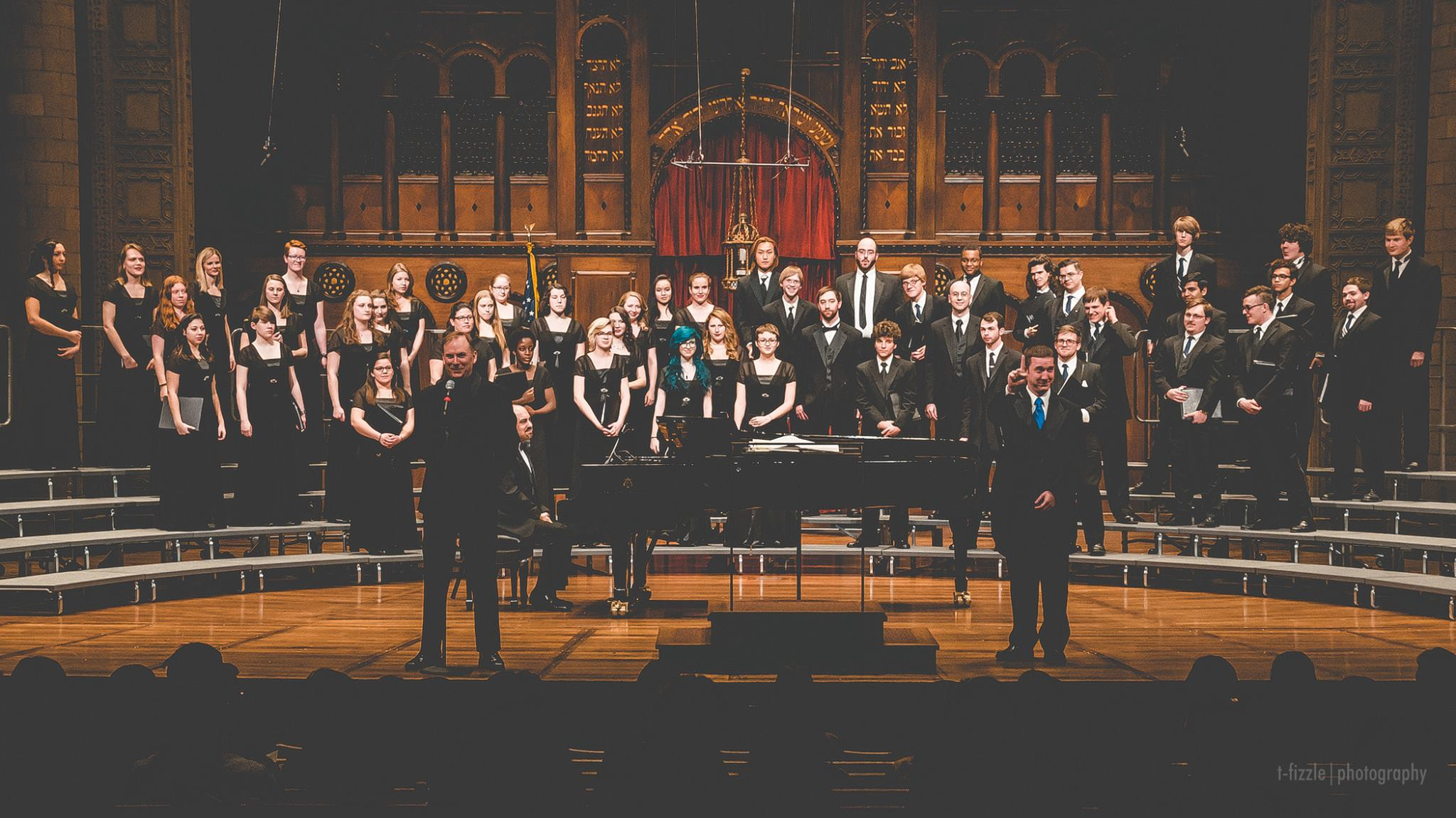 a review of the performance of western concert choir in bellingham Thank you for everything concert choir, i love you all dearly  summer and wanted to review our students and bellingham area singers  today for western's third.
