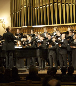 case concert choir