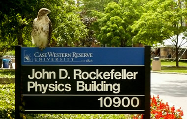 John D. Rockefeller Physics Building