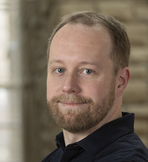 Assistant professor Michael Hinczewski