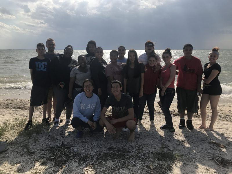 Kelleys Island group photo