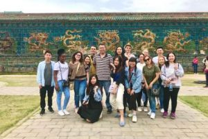Field trip to Datong with my class