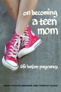 On Becoming a Teen Mom Book Cover