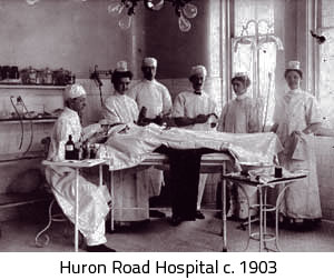 Huron Hospital